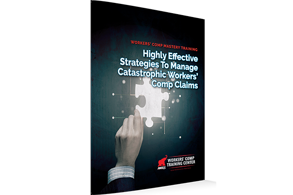 Catastrophic Claims Management