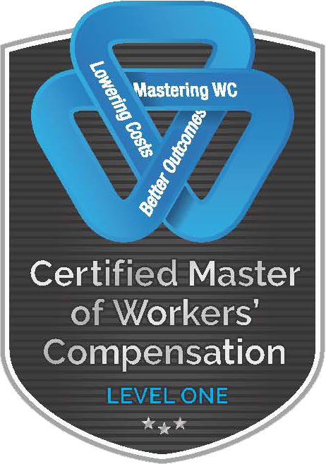 Certified Master of Workers' Compensation