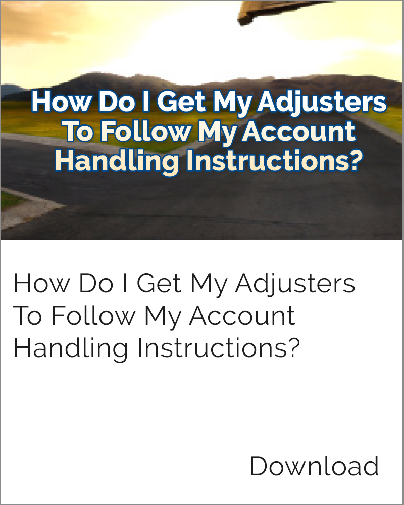 Account Handling Instructions