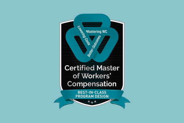 Best In Class Program - Certified Master of Workers' Compensation