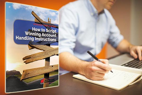 How to Script Winning Account Handling Instructions