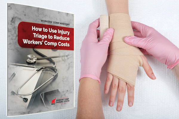 How To Use Injury Triage To Reduce Workers' Comp Costs
