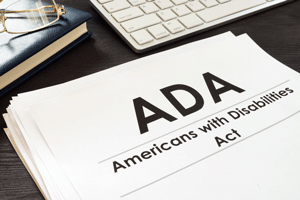 ADA – If No Light Duty Is Available, Can The Employer Terminate Employment?