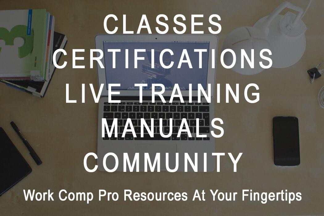 Work Comp Pro Resources