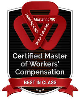 Best-in-Class Certified Master of Workers' Compensation