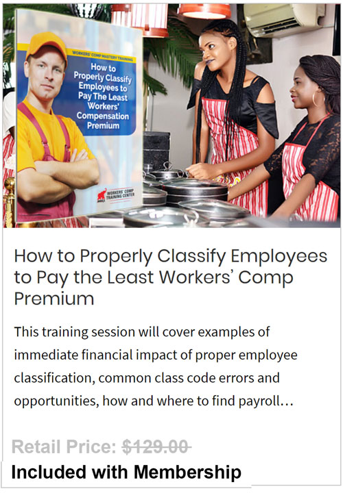 Classify Employees