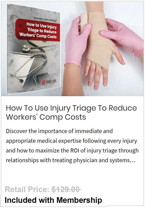 Injury Triage
